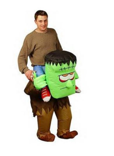 Funny adult Frankenstein halloween costume.JPG