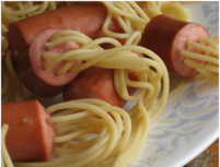 Spagetti dogs_funny food picture.PNG