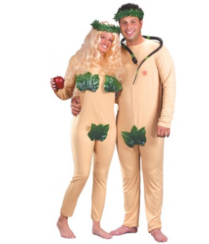 Adam and Eve Halloween costumes_funny halloween costumes.PNG