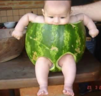 Baby images of a cute baby dress in a watermelon.PNG