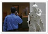 Funny pic of a statue trying to listen in on the conversation.jpg