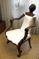 Chair shaped of a human body very cool and unique.jpg